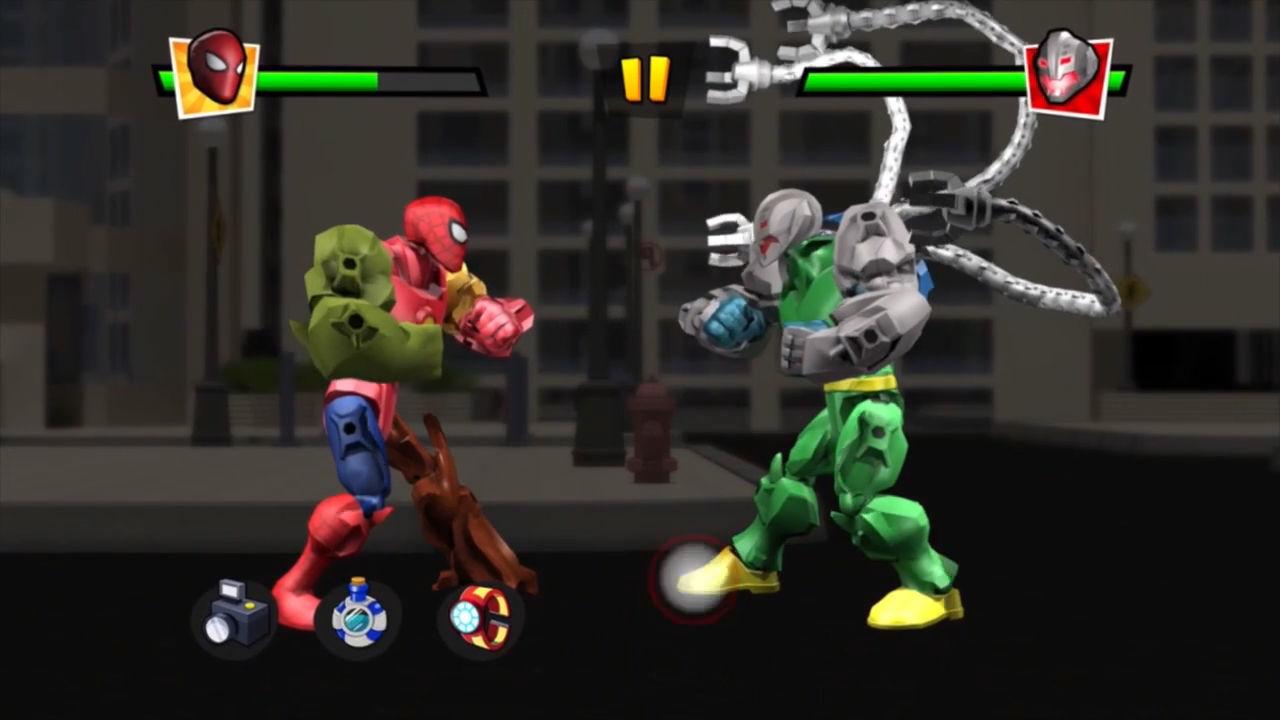 Mix + Smash: Marvel Super Hero Mashers | Disney Australia Games