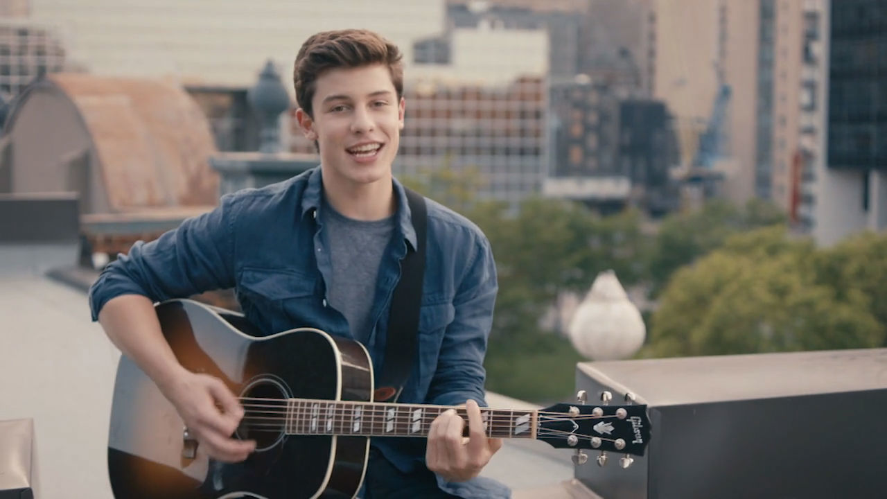 """Shawn Mendes - """"Believe"""""""