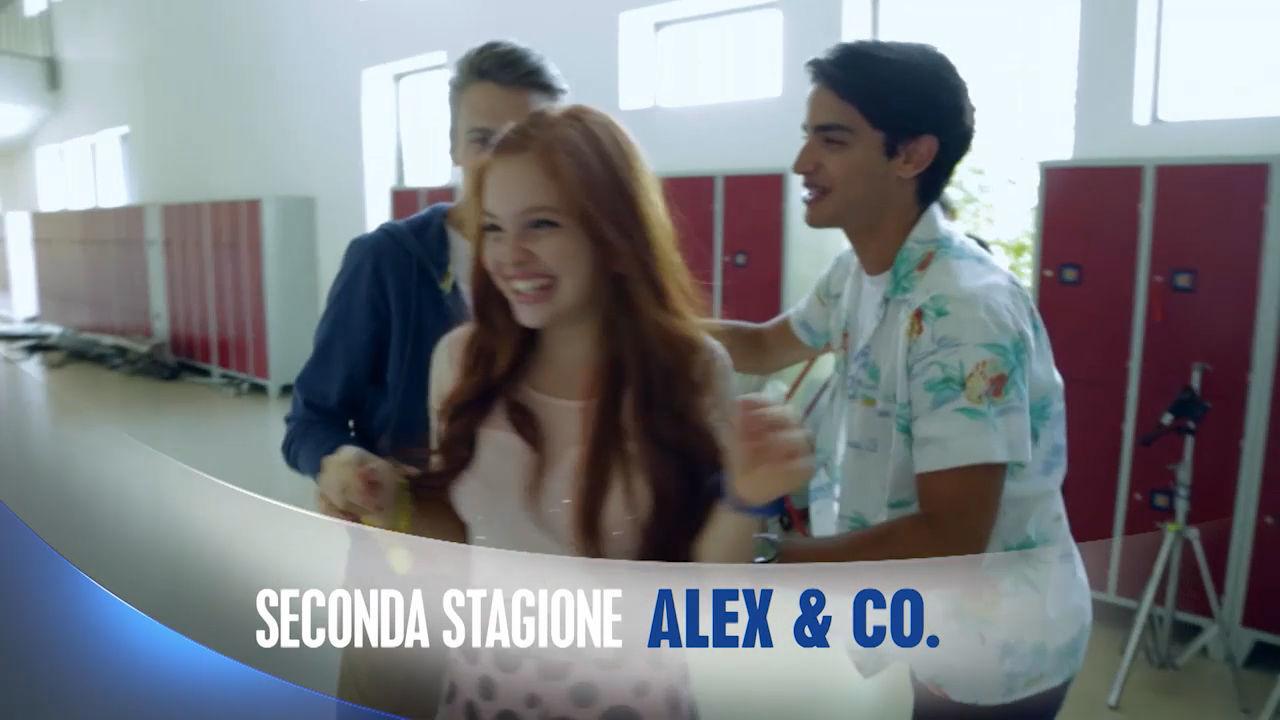 Alex&Co: Antagonisti