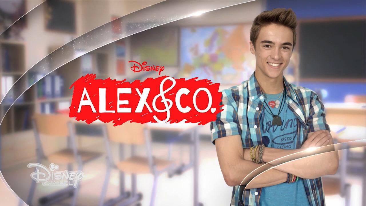 Alex&Co: Protagonisti