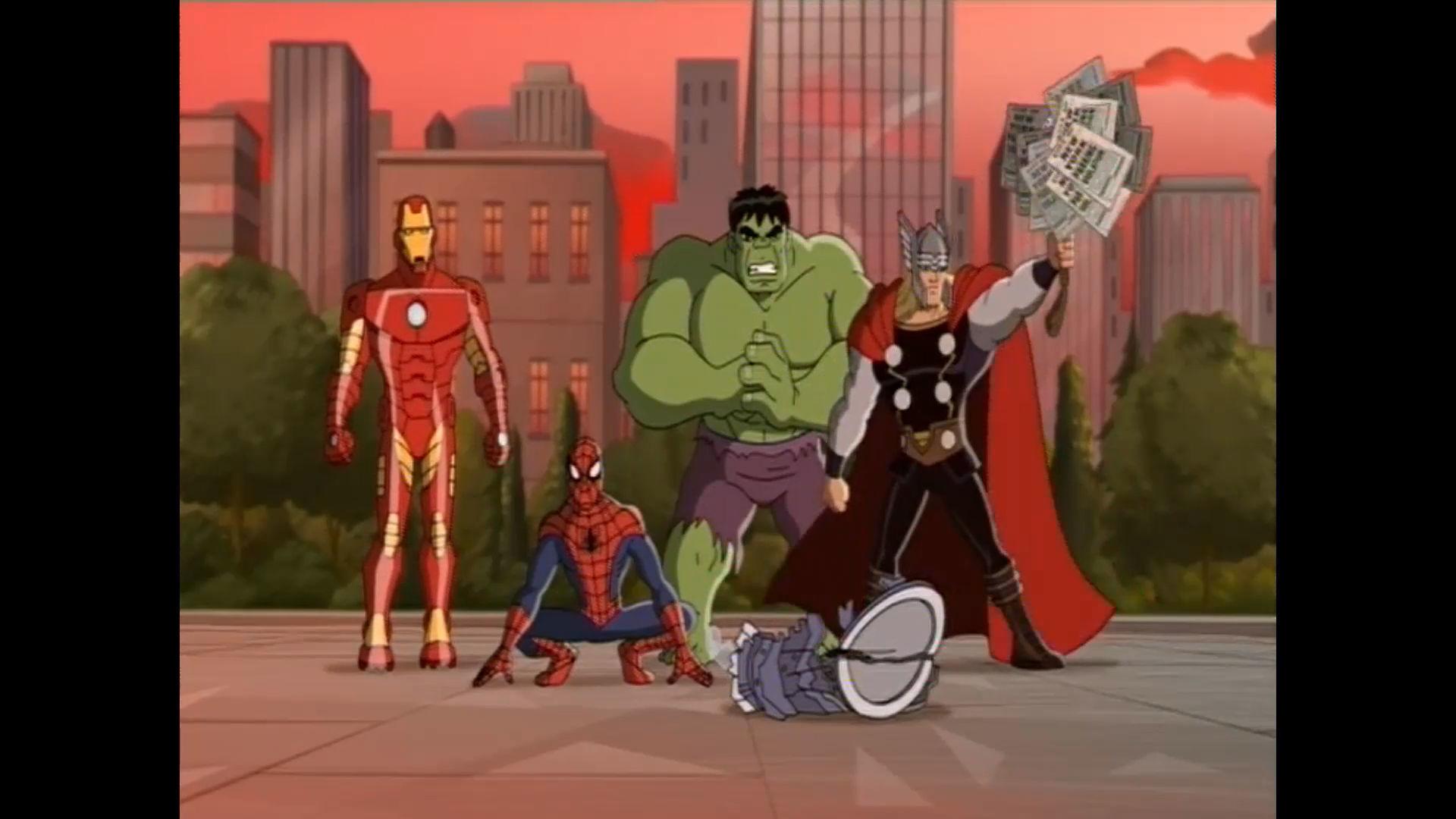 Αποστολή Marvel