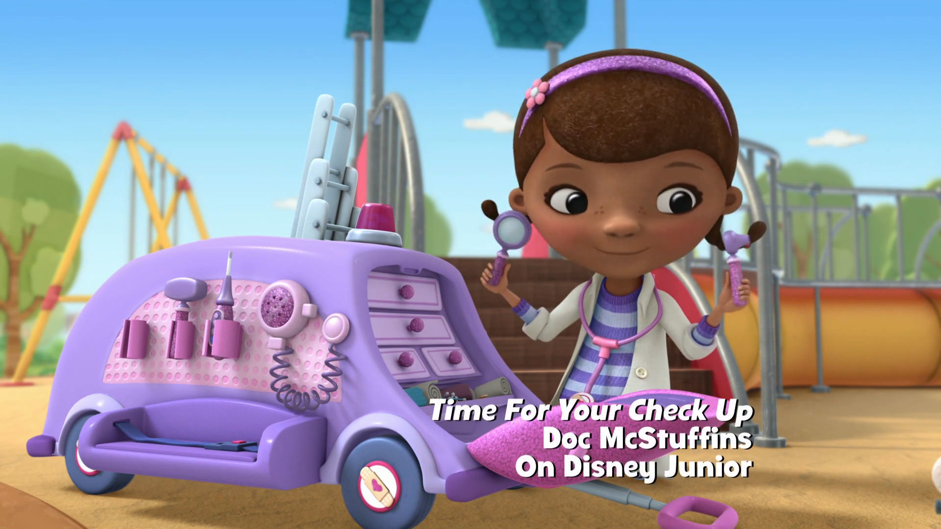 DJ Shuffle - Doc McStuffins: Time For Your Check Up
