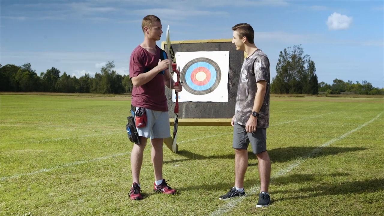 What Would It Take - Archery