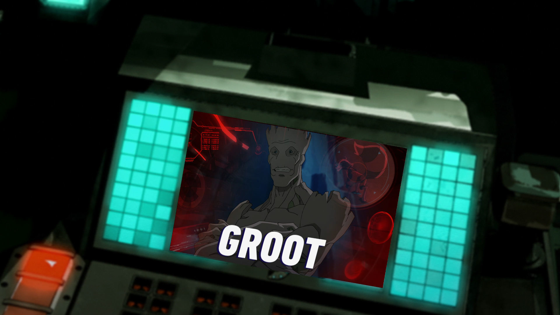Groot's Translator