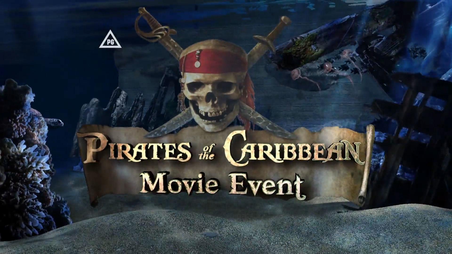 กิจกรรมจากภาพยนตร์ Pirates of the Caribbean ทาง Disney XD