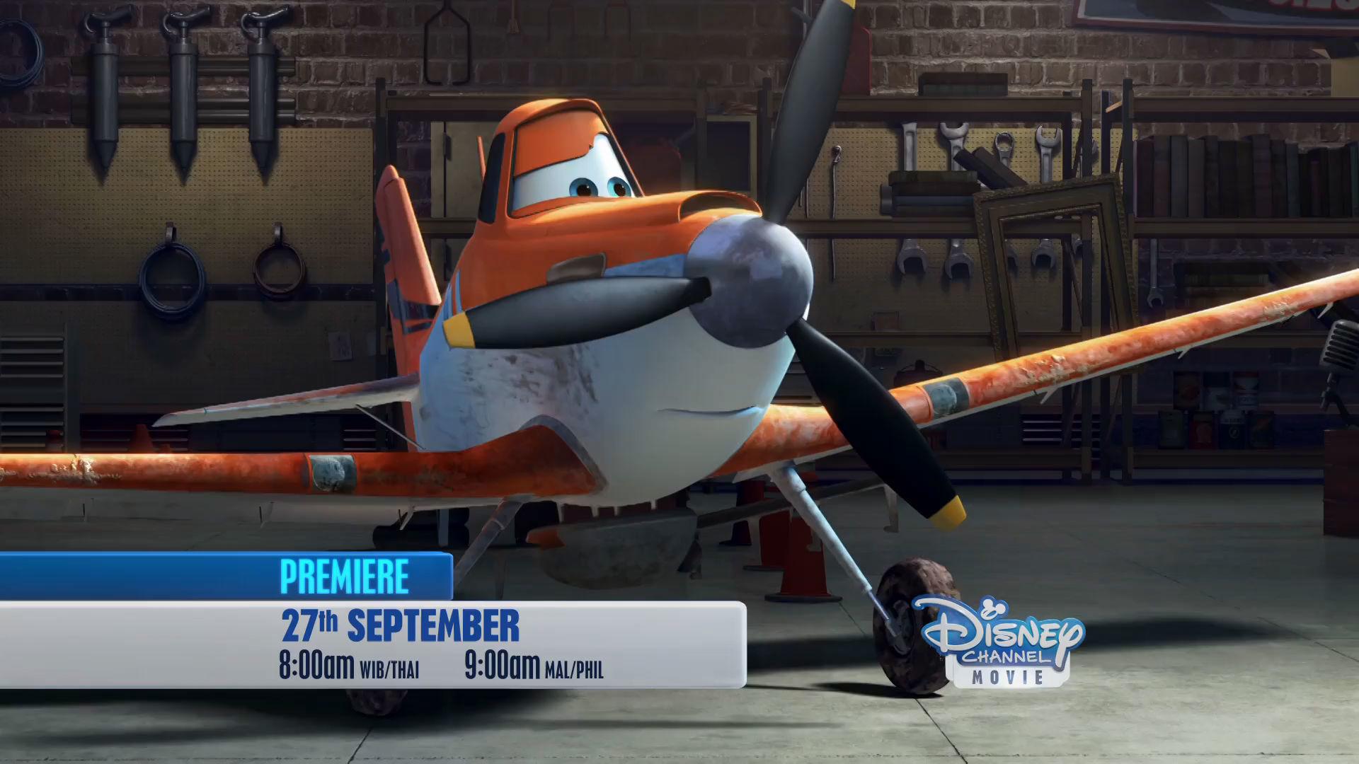 Planes on Disney Channel