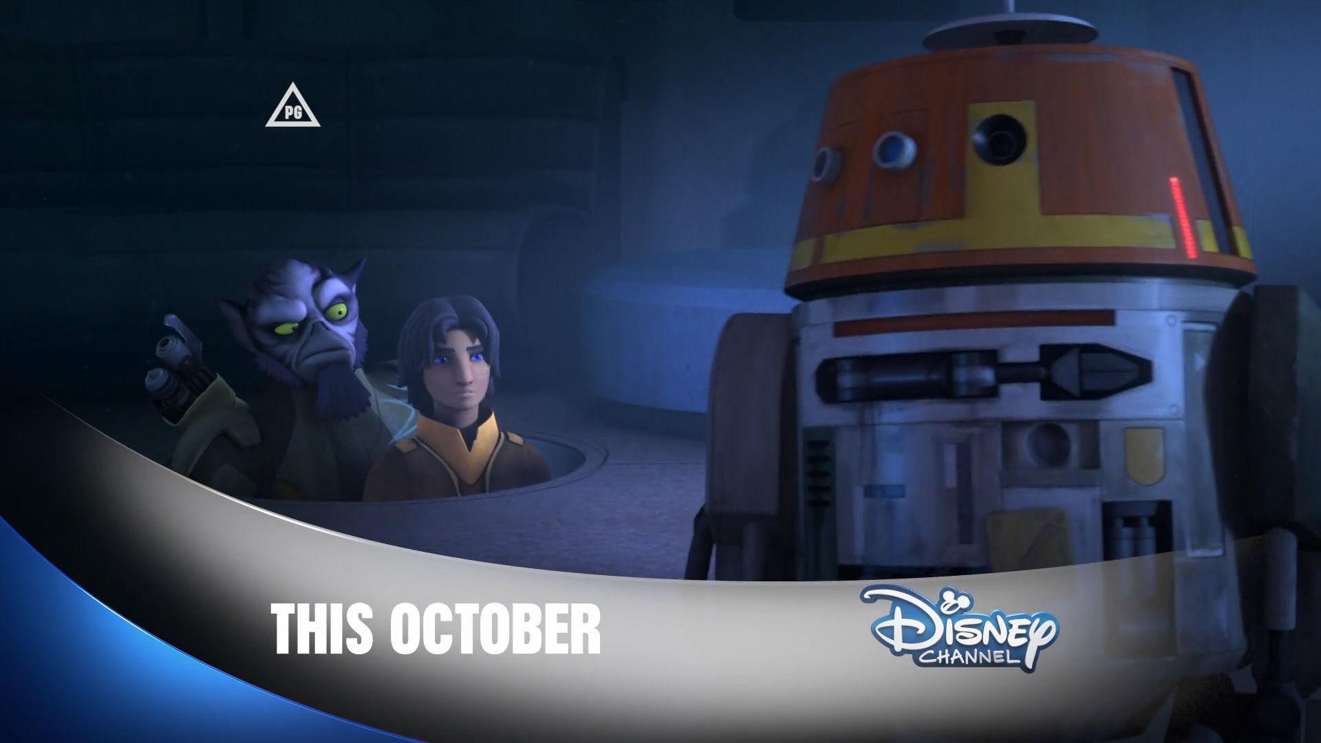 Star Wars Rebels: Siege of Lothal - Trailer 1