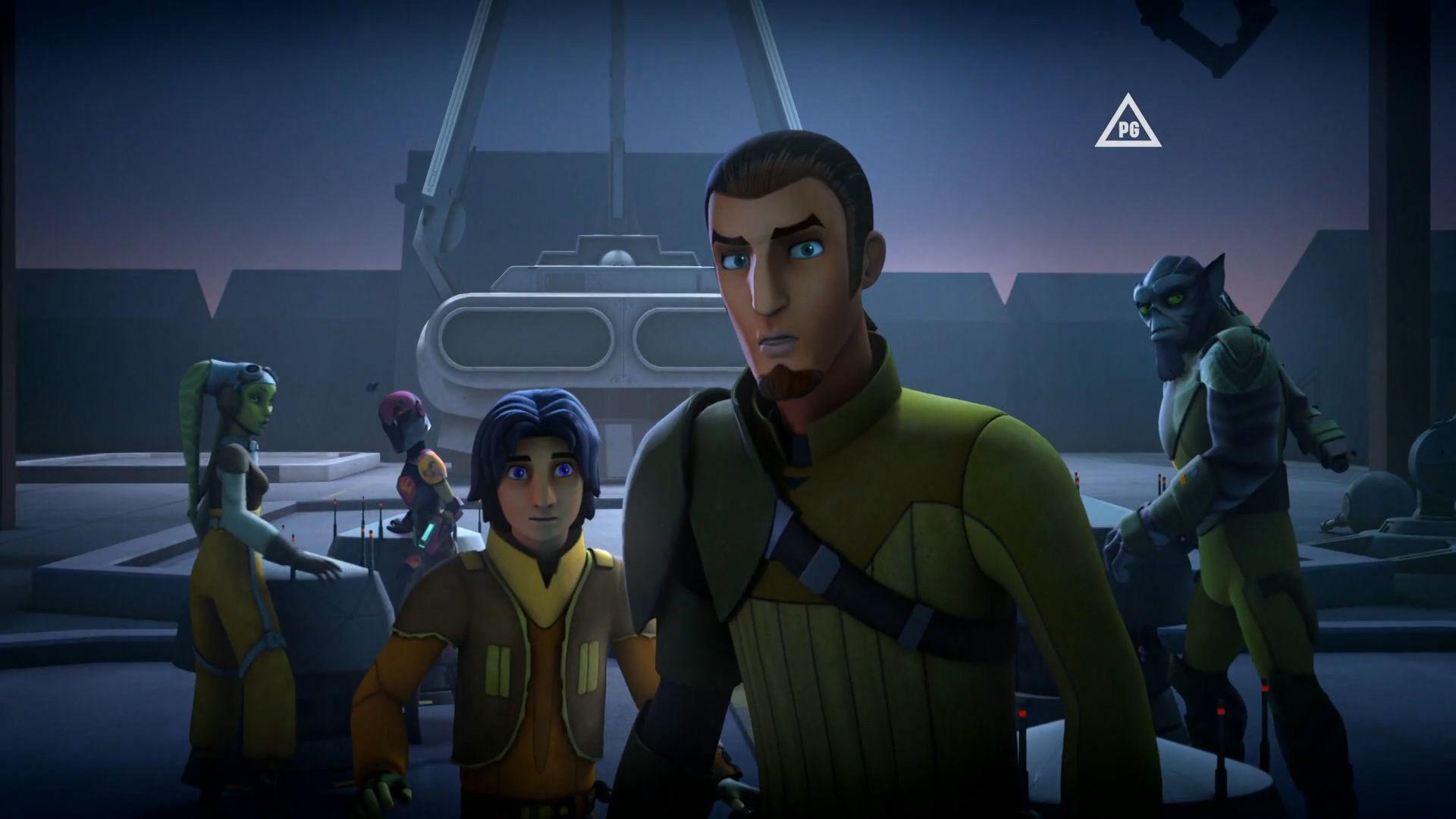 Star Wars Rebels New Season - Trailer