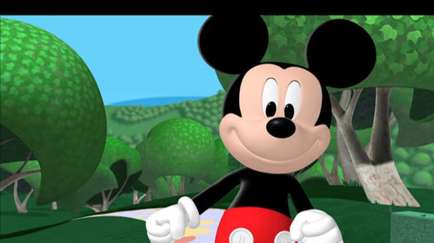 Mickey Mouse Clubhouse Theme Song Mickey Mouse