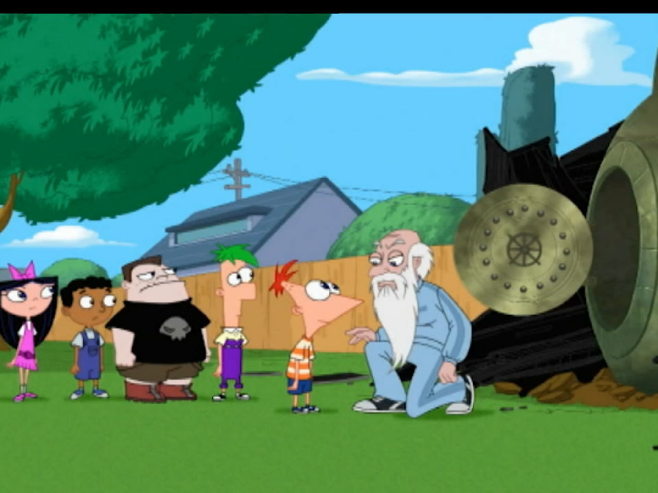 Phineas and Ferb - Lost in Danville