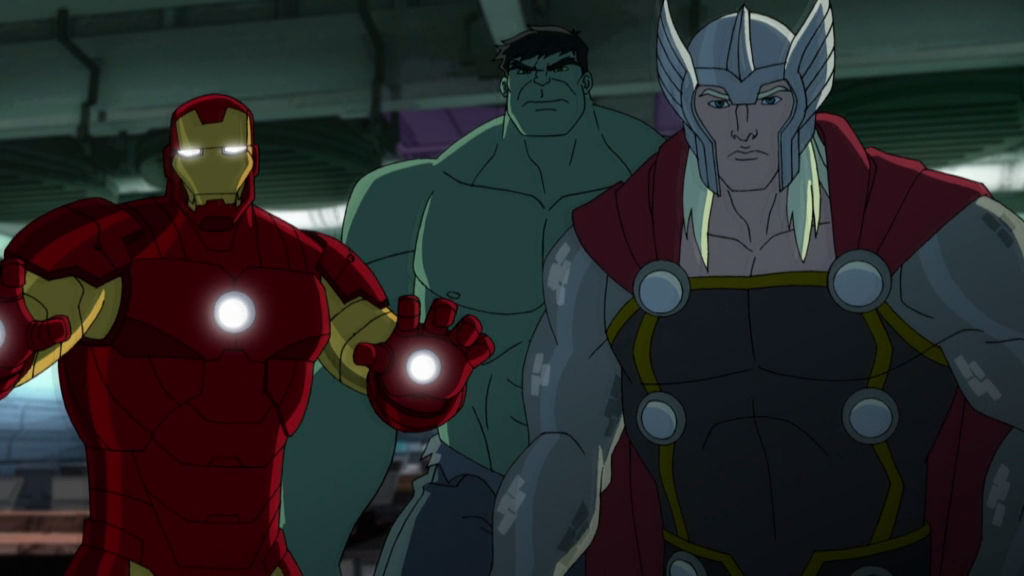 Marvel's Avengers Assemble  - Head to Head