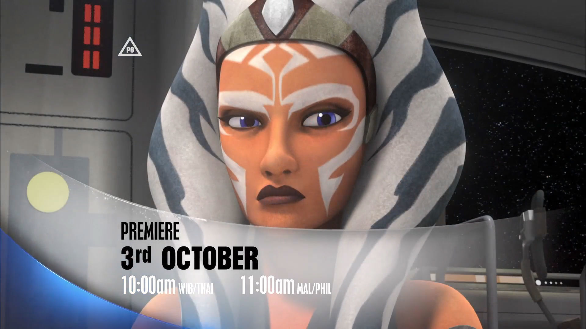 Star Wars Rebels: The Siege Of Lothal On Disney Channel Trailer 2