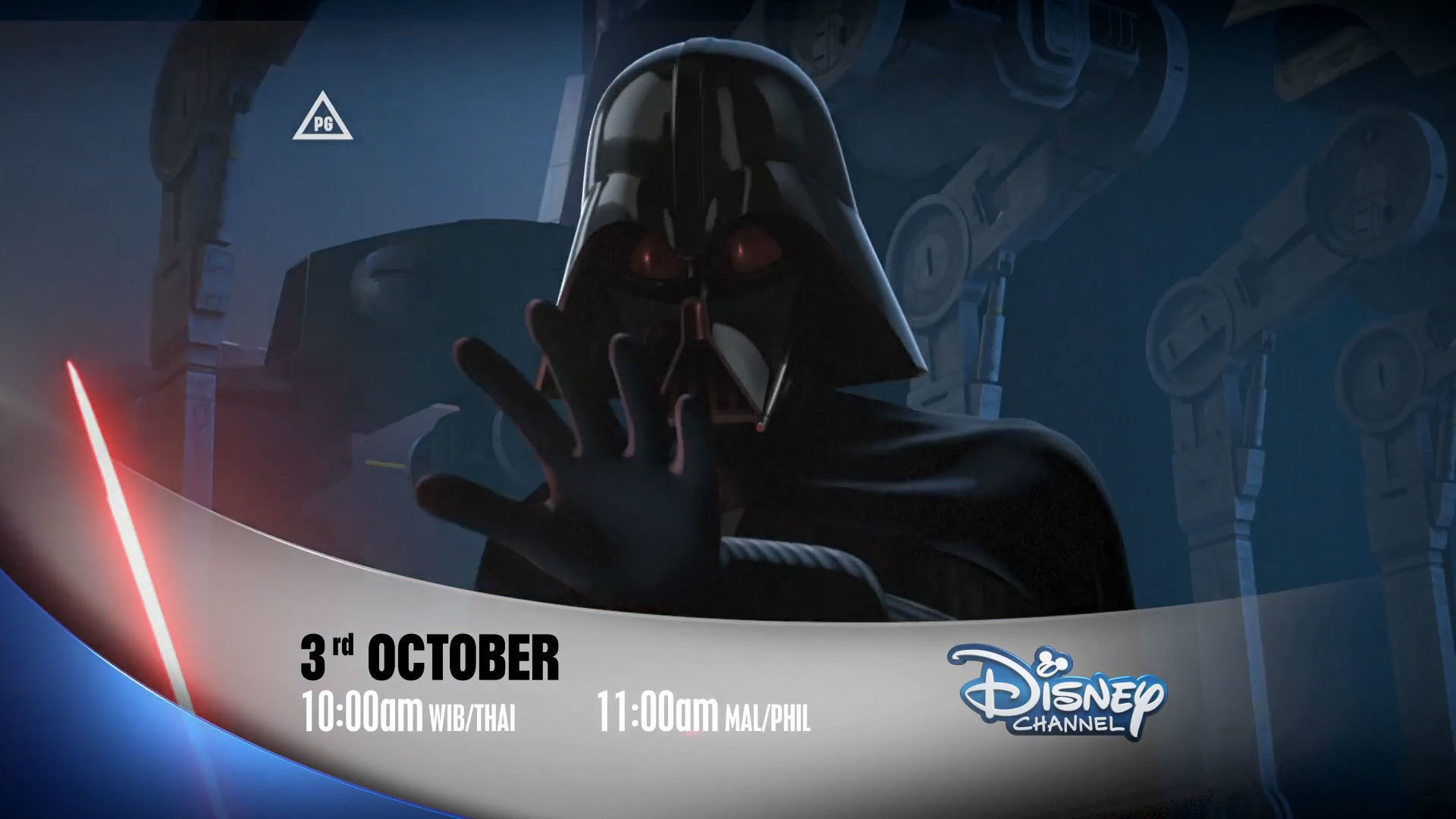Star Wars Rebels: The Siege Of Lothal On Disney Channel Trailer 3