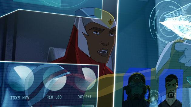 Avengers' Last Stand - Full Episode