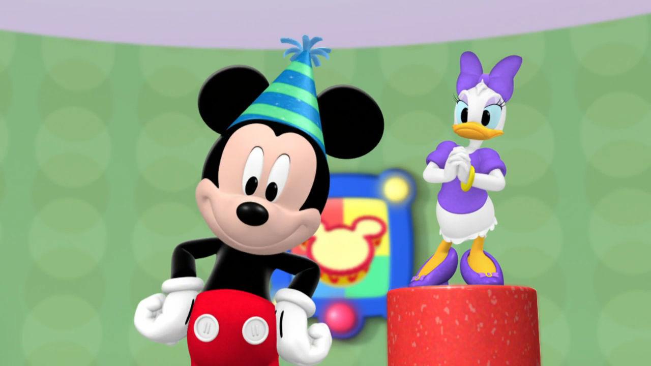 Urodziny Mikiego