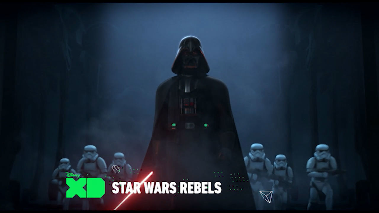 Star Wars Rebels Season 2 Premiere