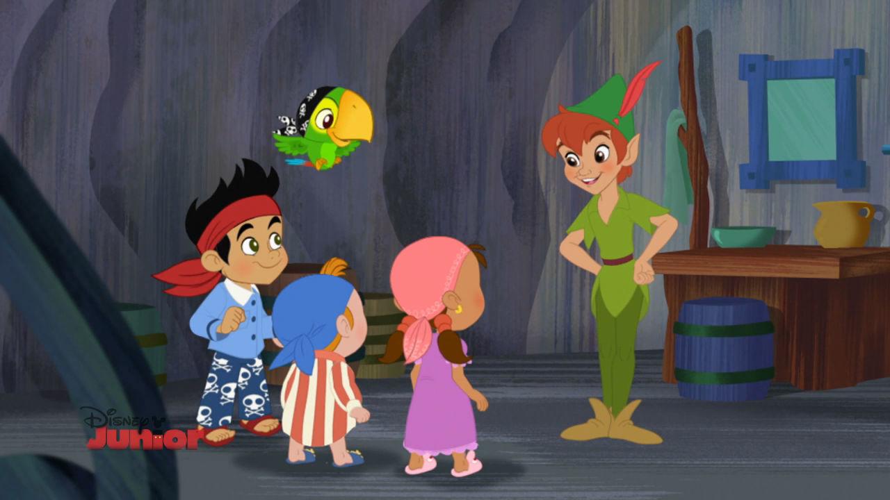 Echipa de piraţi a lui Peter Pan