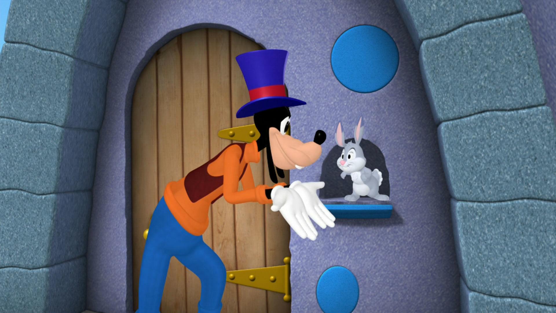 El Embrollo de Magia de Goofy
