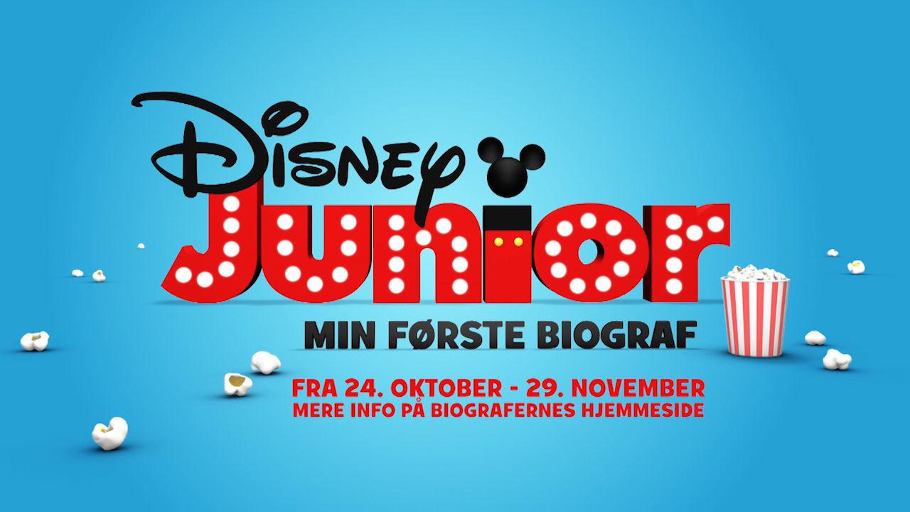 Disney Junior: Min første biograf