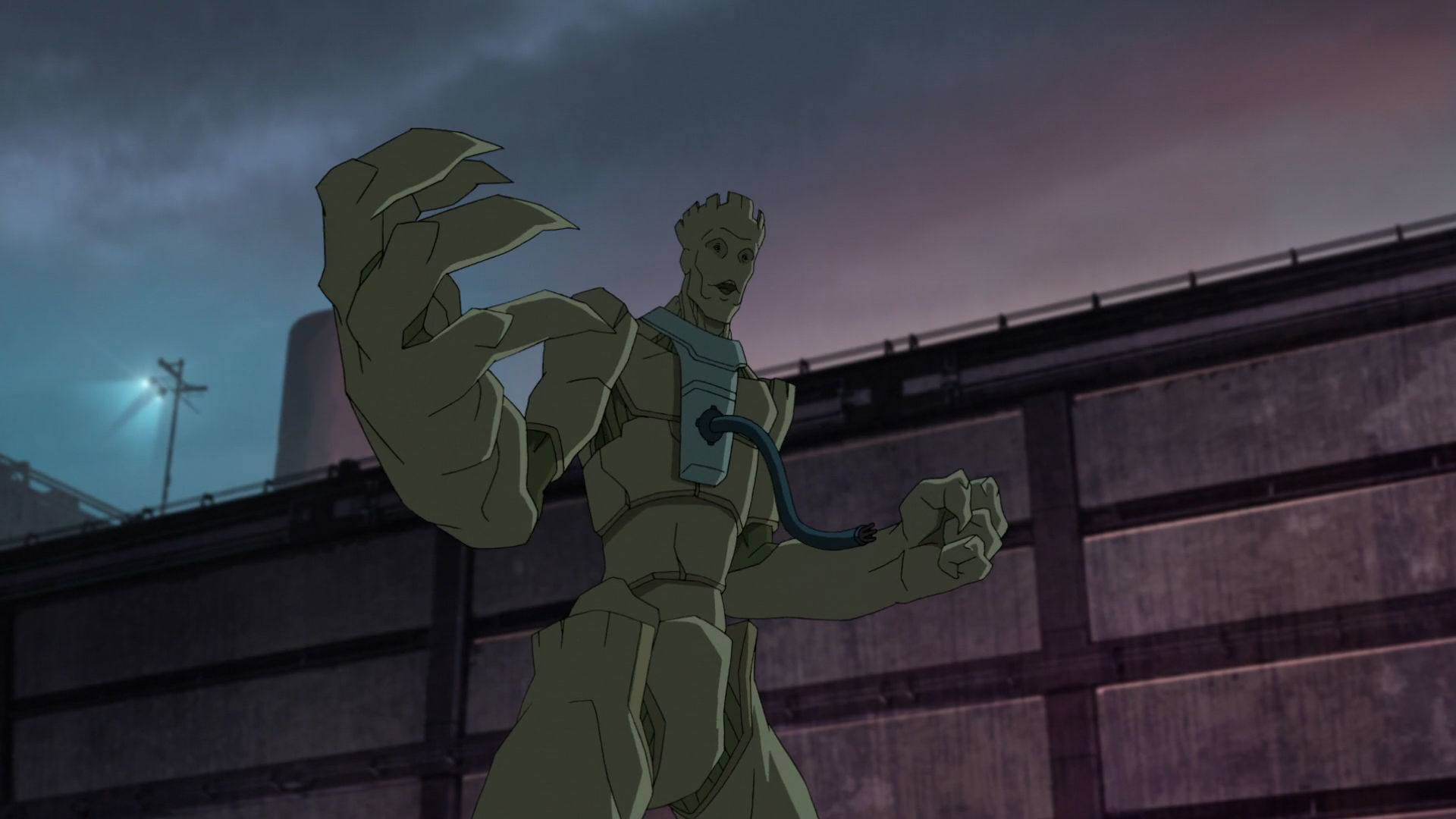 Marvel's Guardians of the Galaxy On Disney XD!