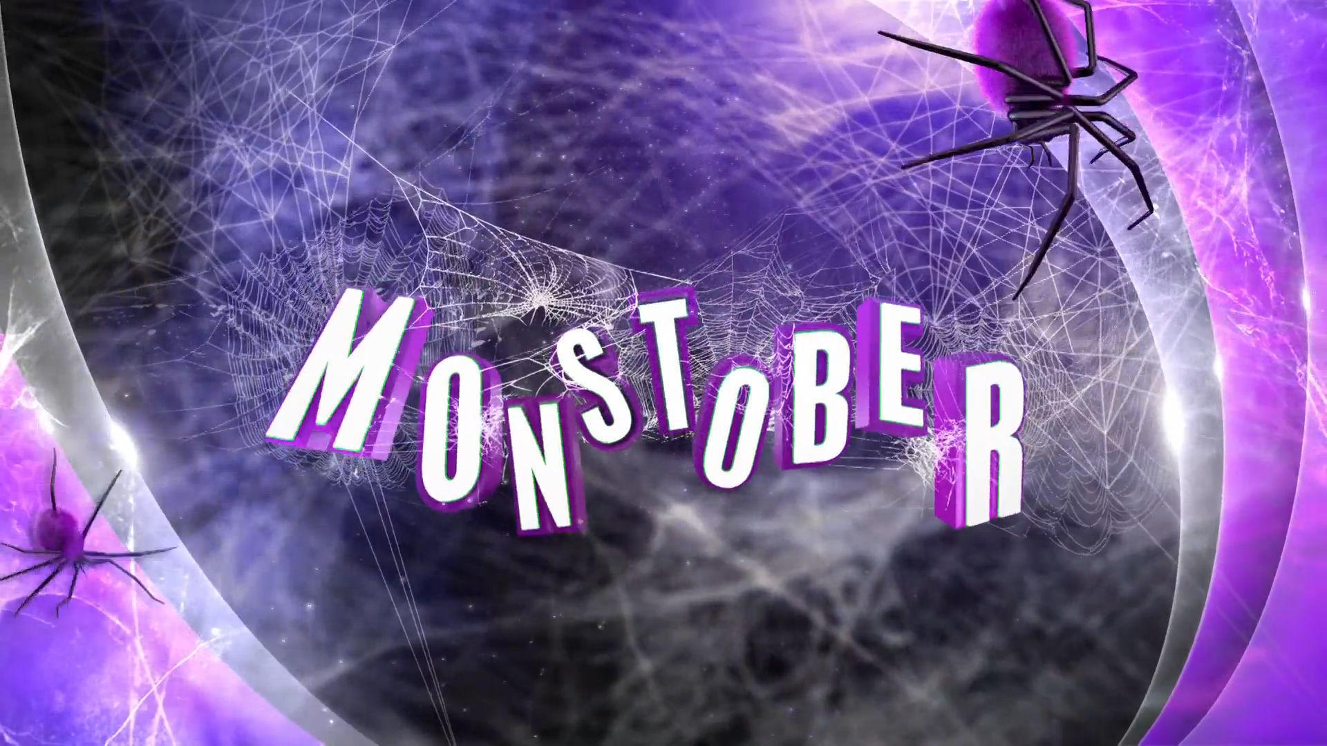 Monstober on Disney Channel