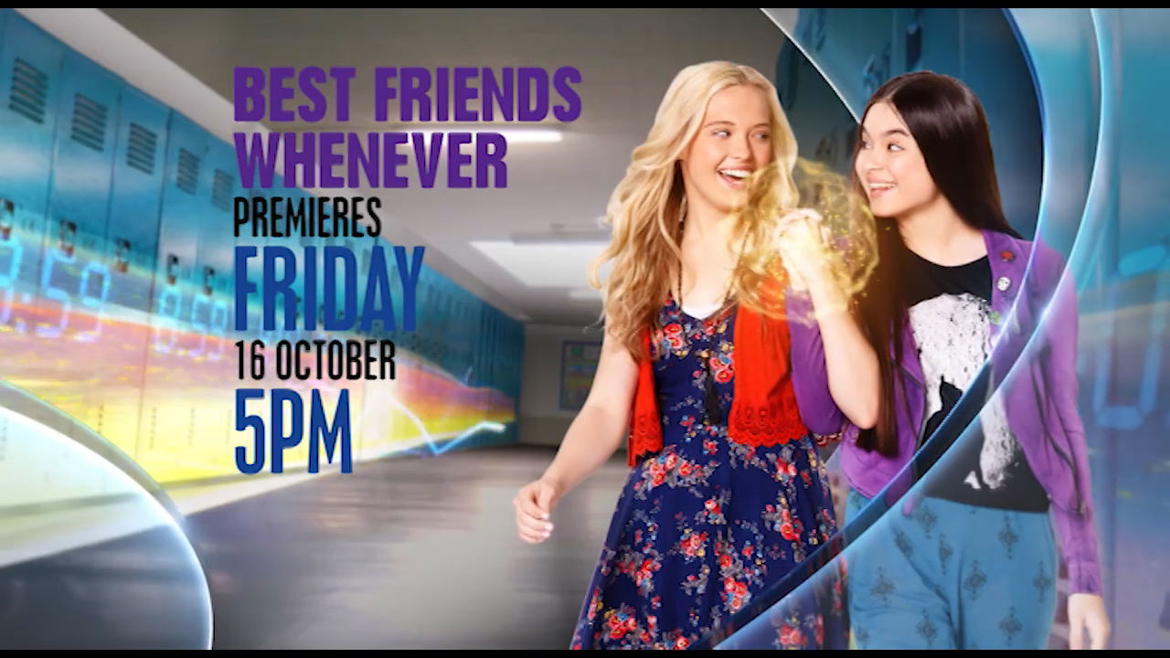 Disney Channel's new series Best Friends Whenever!