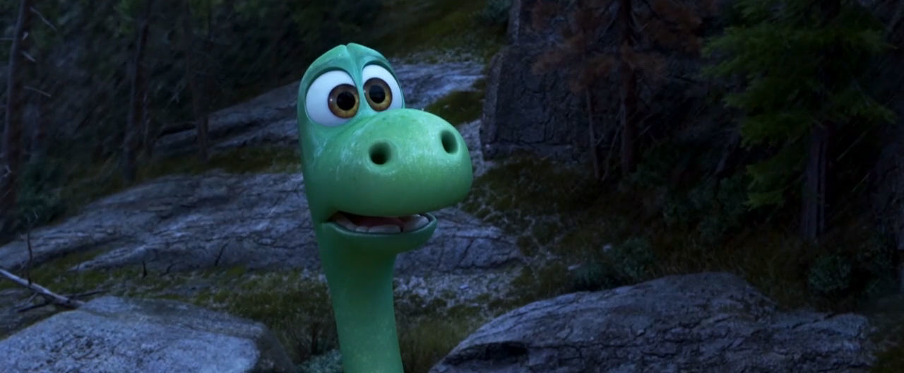 The Good Dinosaur, Official Trailer