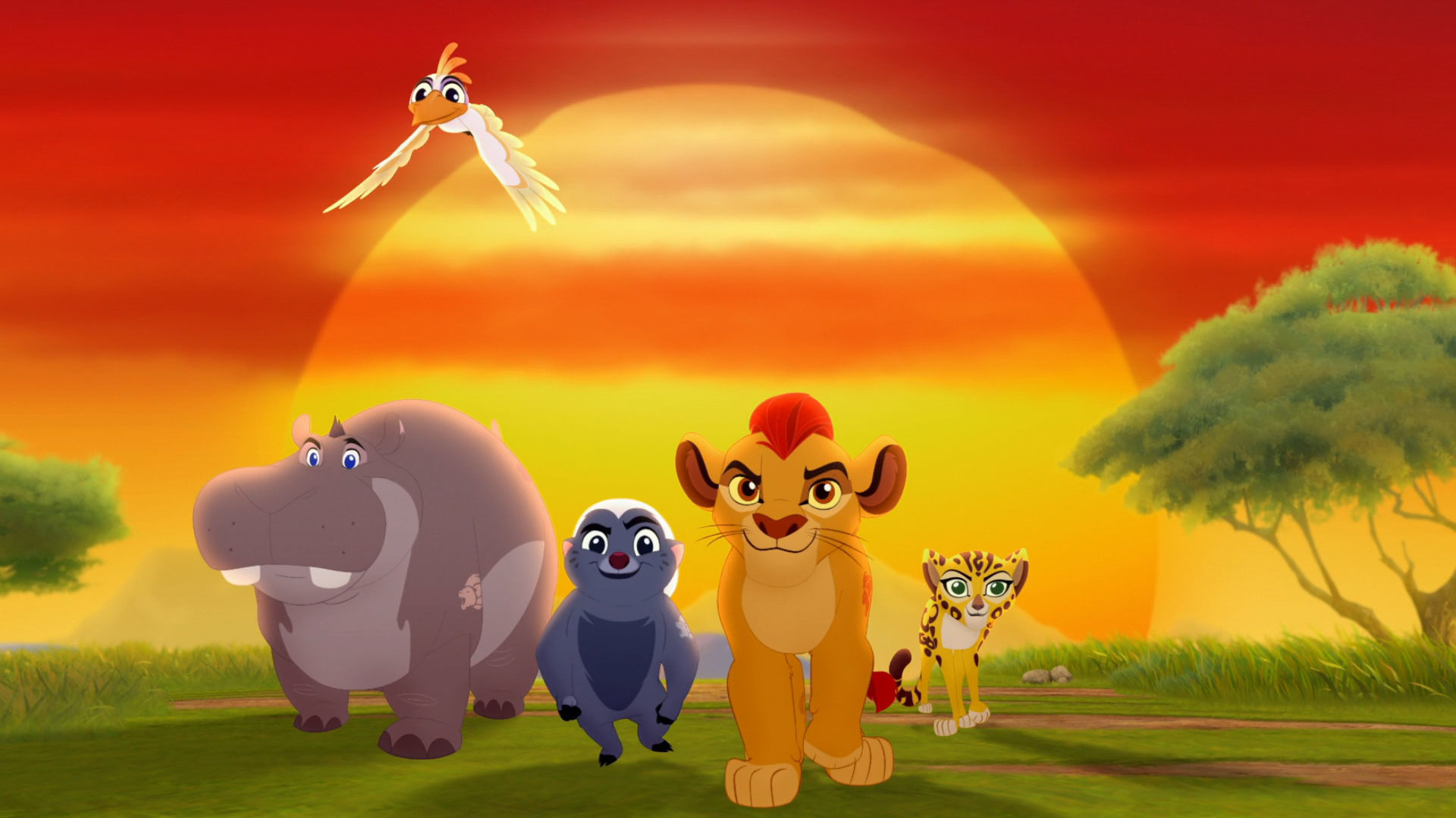 The Lion Guard: Return of the Roar Tease