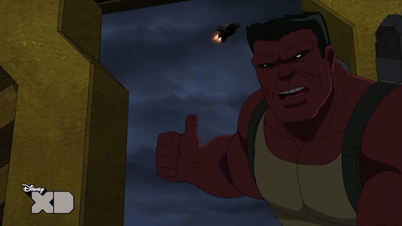 Hulk e gli agenti S.M.A.S.H. - clip dall'episodio 38