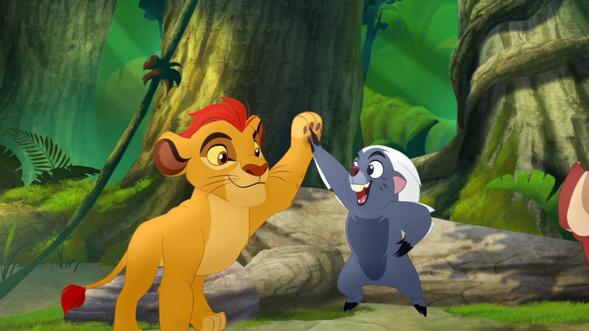 The Lion Guard: Return of the Roar Trailer
