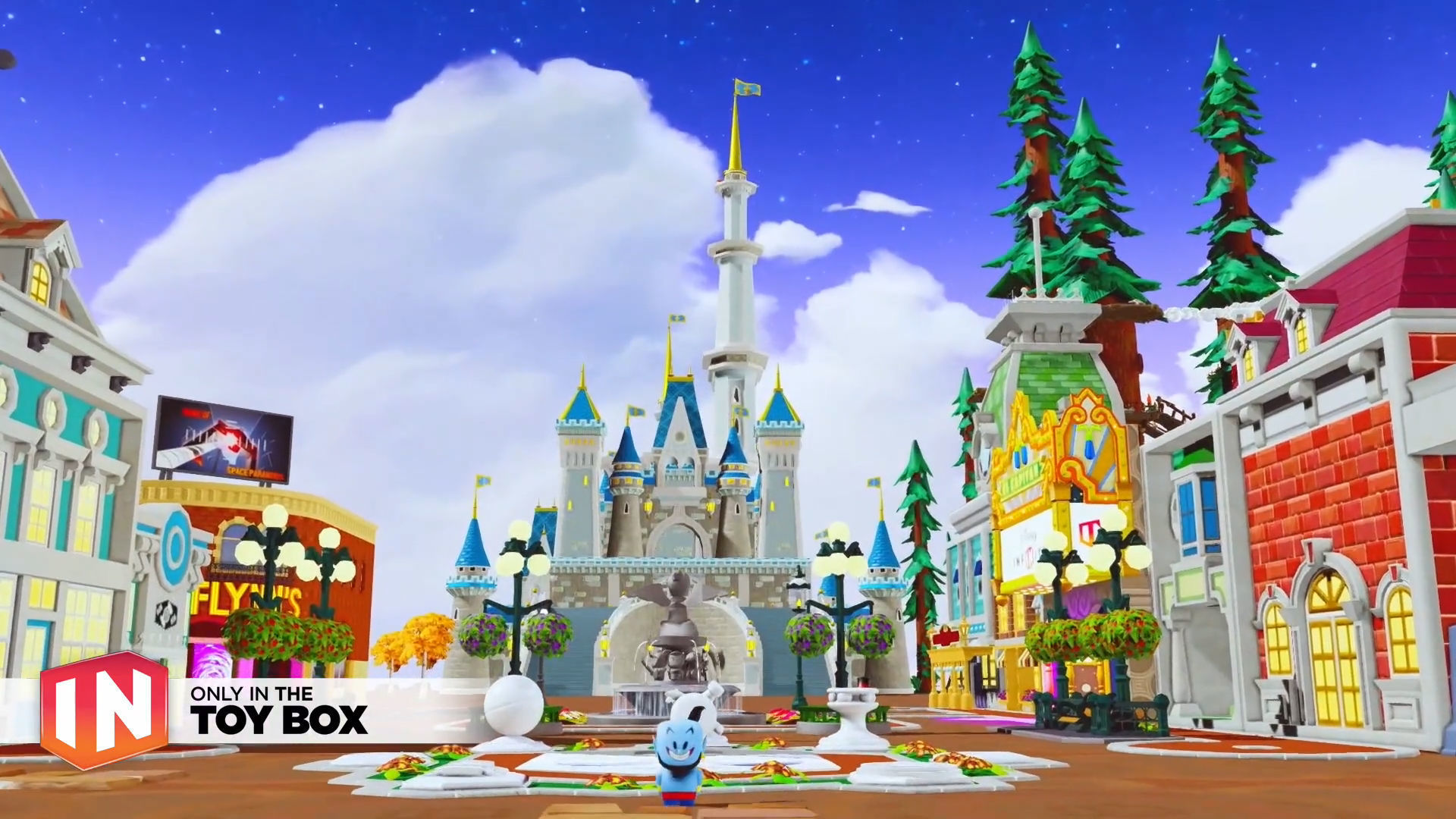 Disney Infinity 3.0 Edition - Toy Box Walkthrough