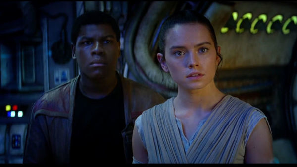 John Boyega and Daisy Ridley are the Heart and soul of Star Wars The Force Awakens.