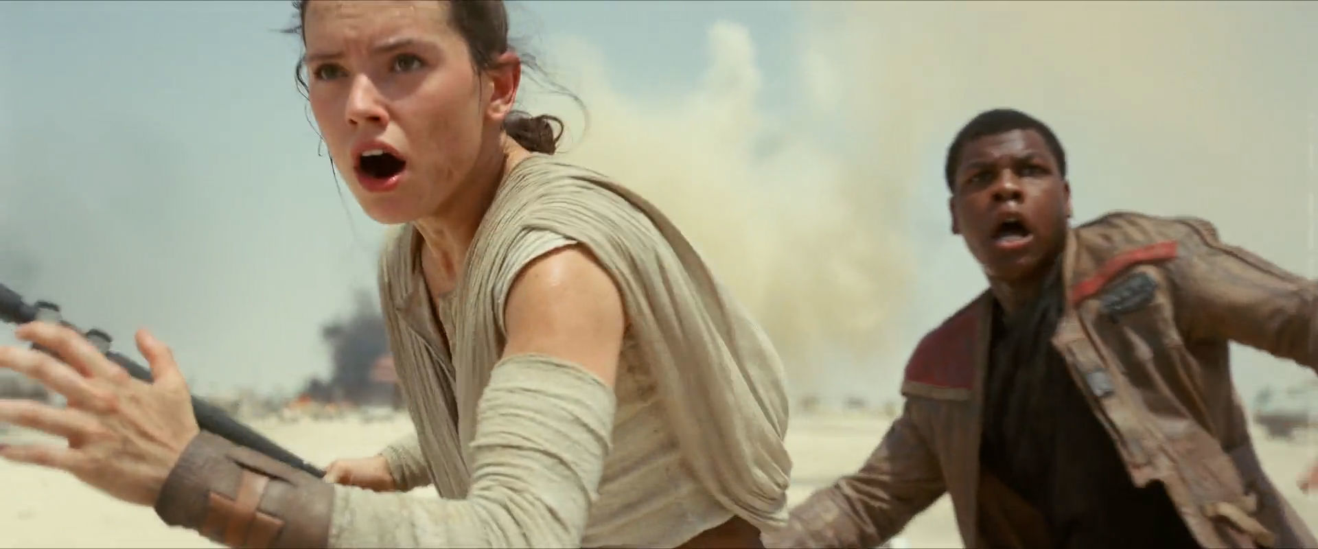 Star Wars: Episode VII - The Force Awakens - Trailer