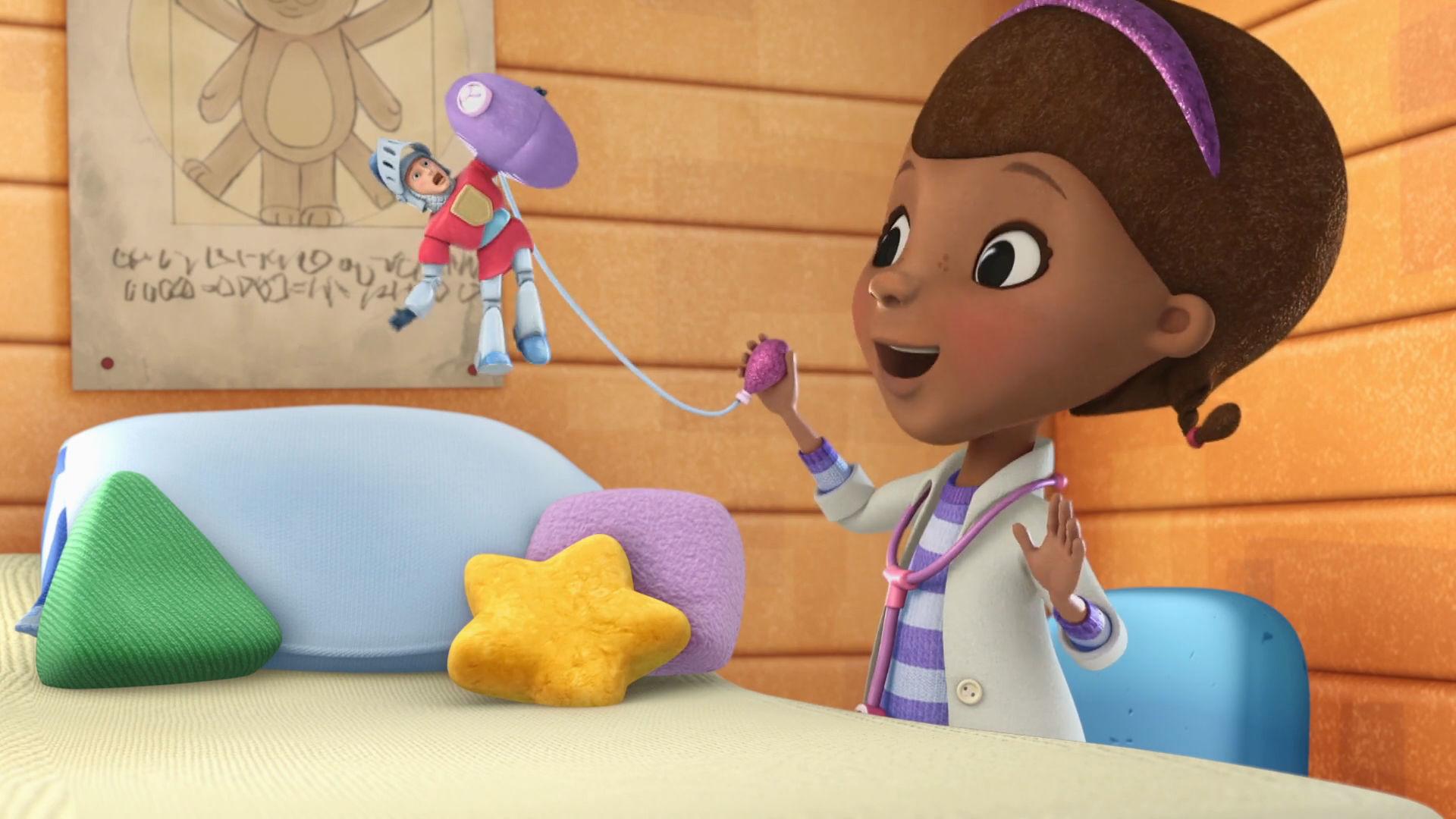 שיר פתיחה - דוק רופאת הצעצועים