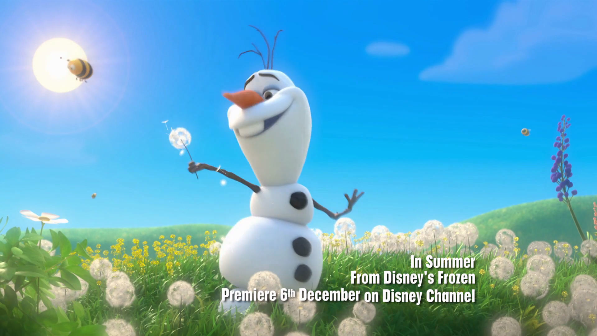 In Summer | Disney's Frozen