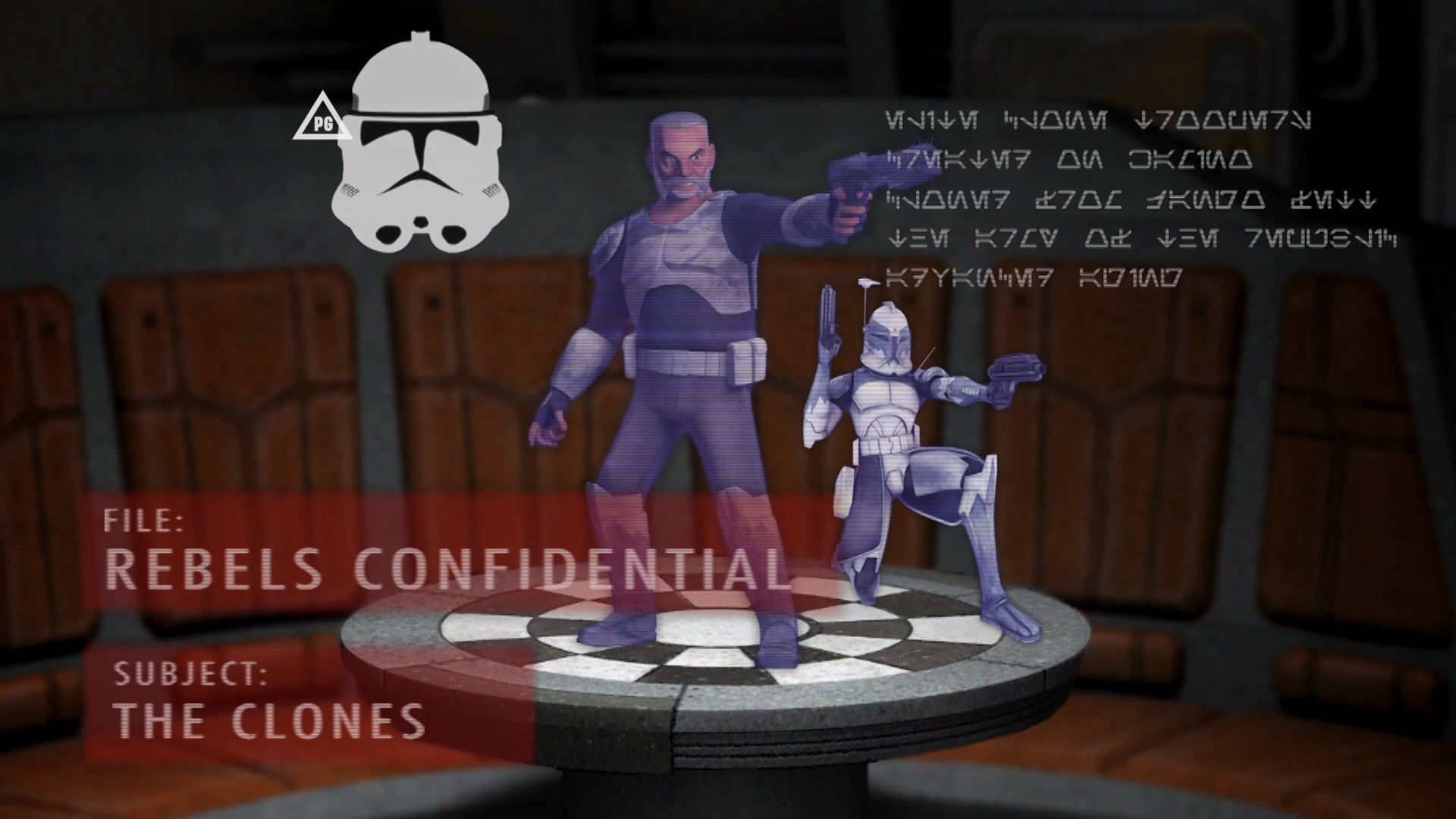 Rebels Confidential: The Clones