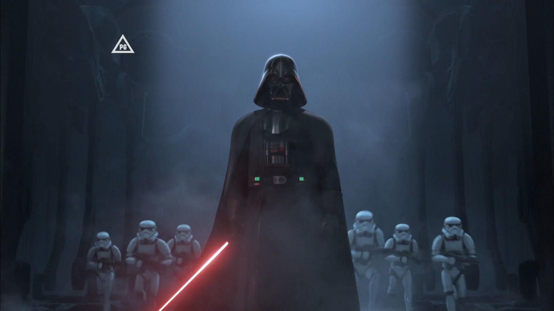 Rebels Confidential: Darth Vader
