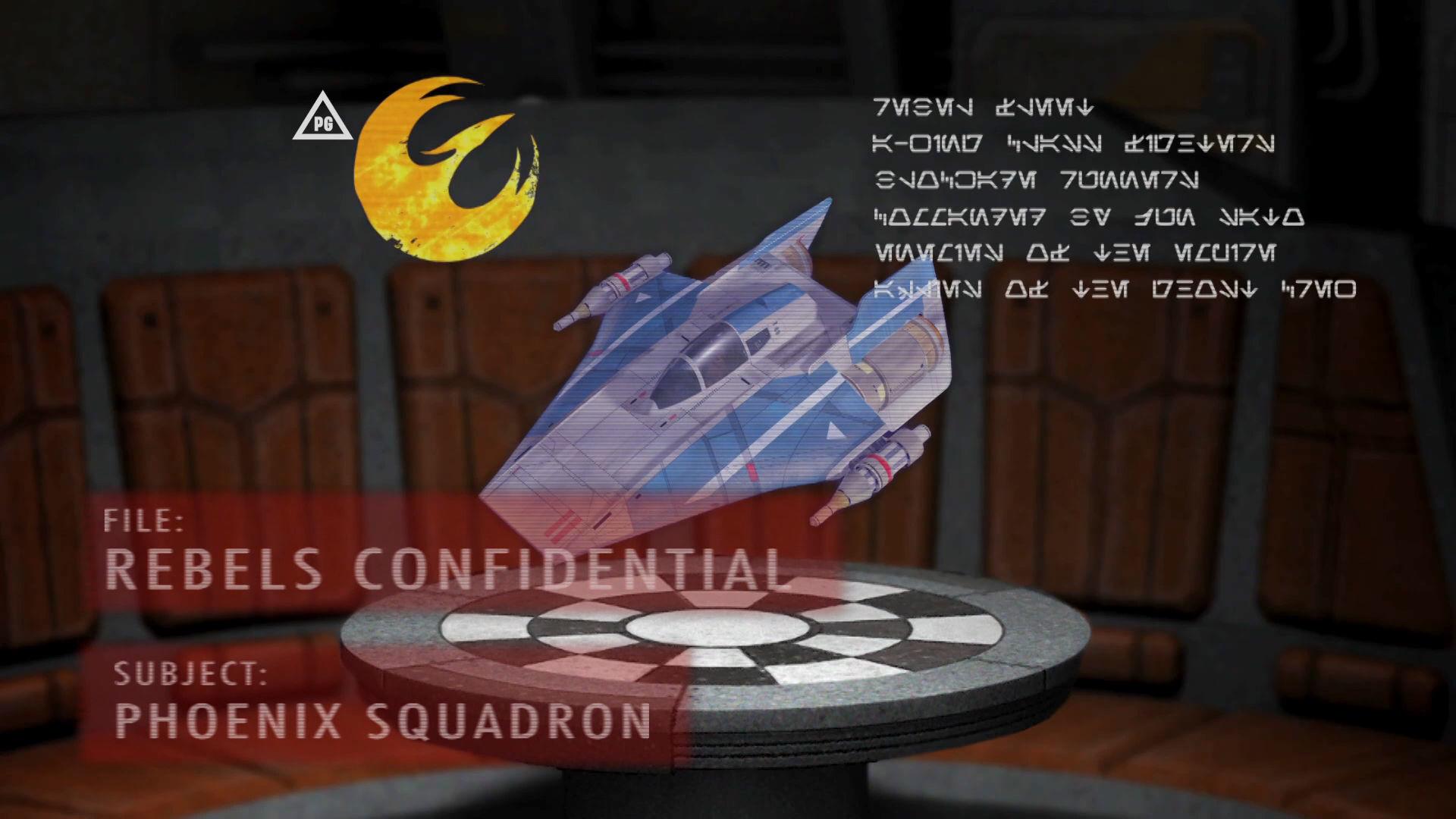 Rebels Confidential: Phoenix Squadron