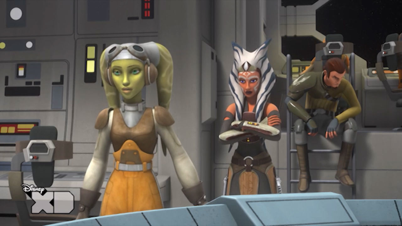 Star Wars Rebels - il Ministro Maketh Tua