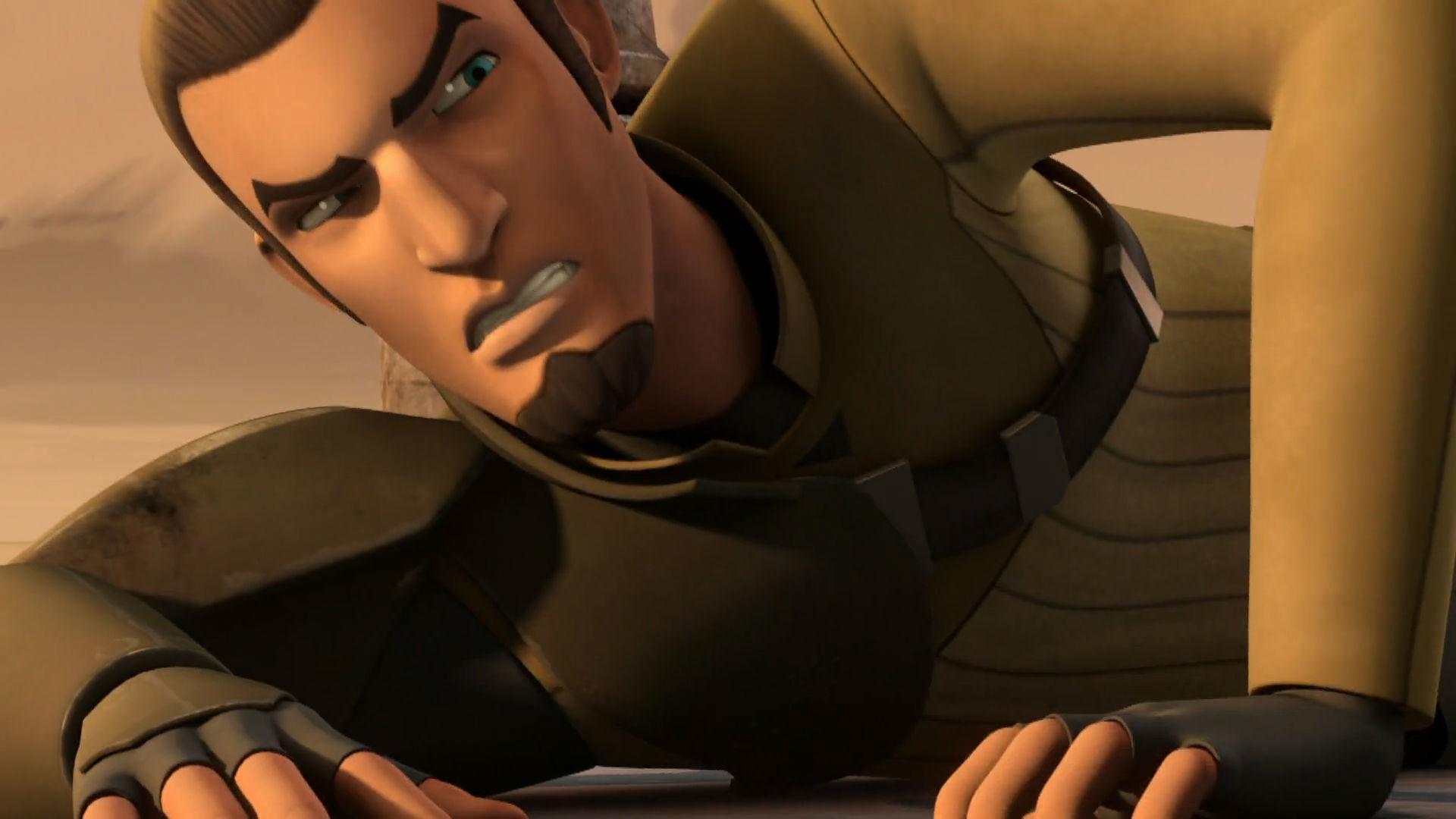 הצצה ראשונה אל העונה השניה של מלחמת הכוכבים המורדים