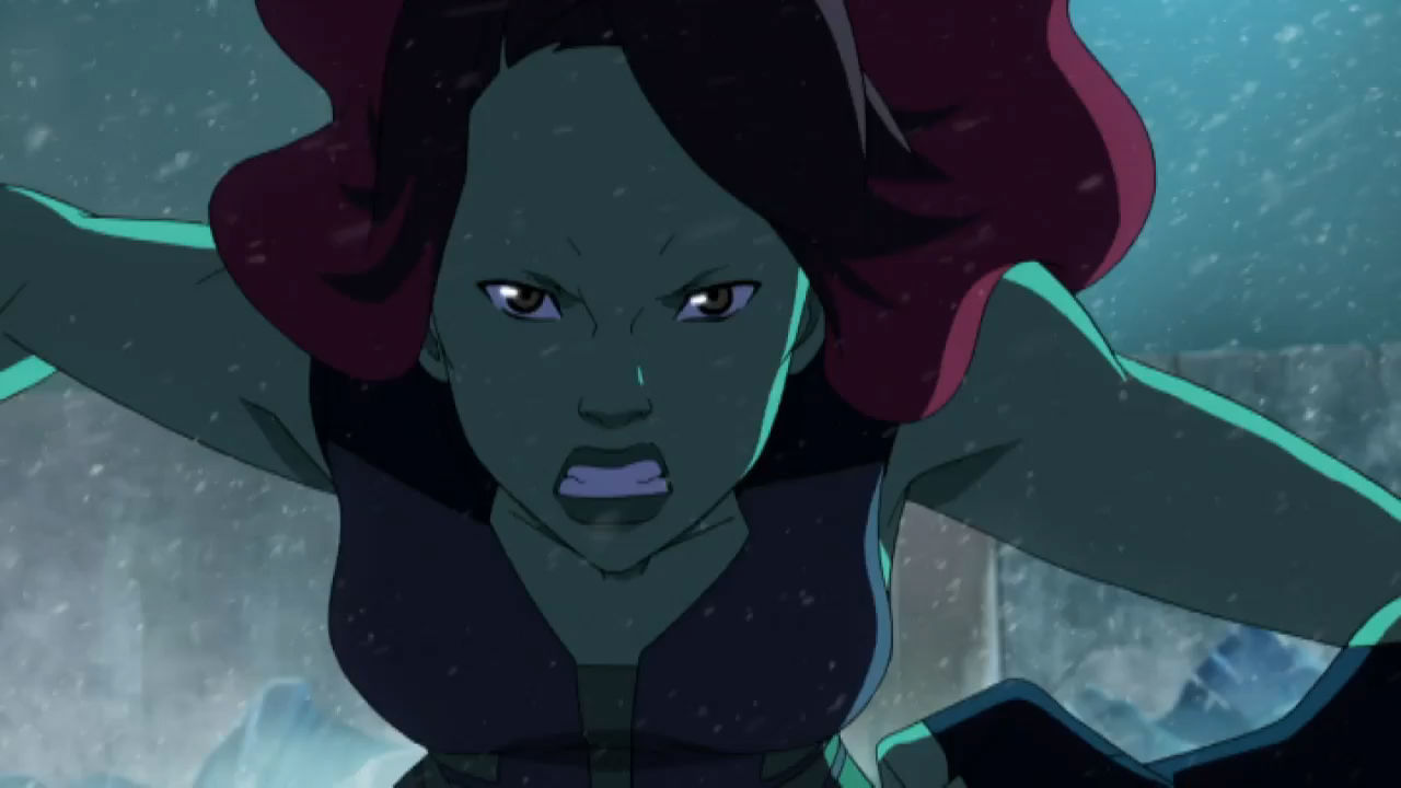 Guardians of the Galaxy - Gamora Part 1