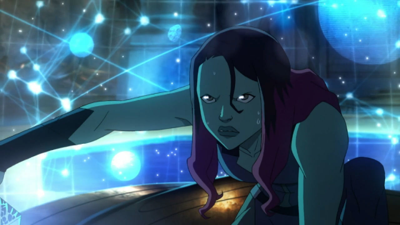 Guardians of the Galaxy - Gamora Part 2