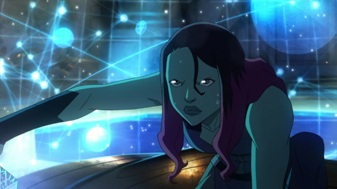 Galaksinin Koruyucuları - Gamora 2. Bölüm