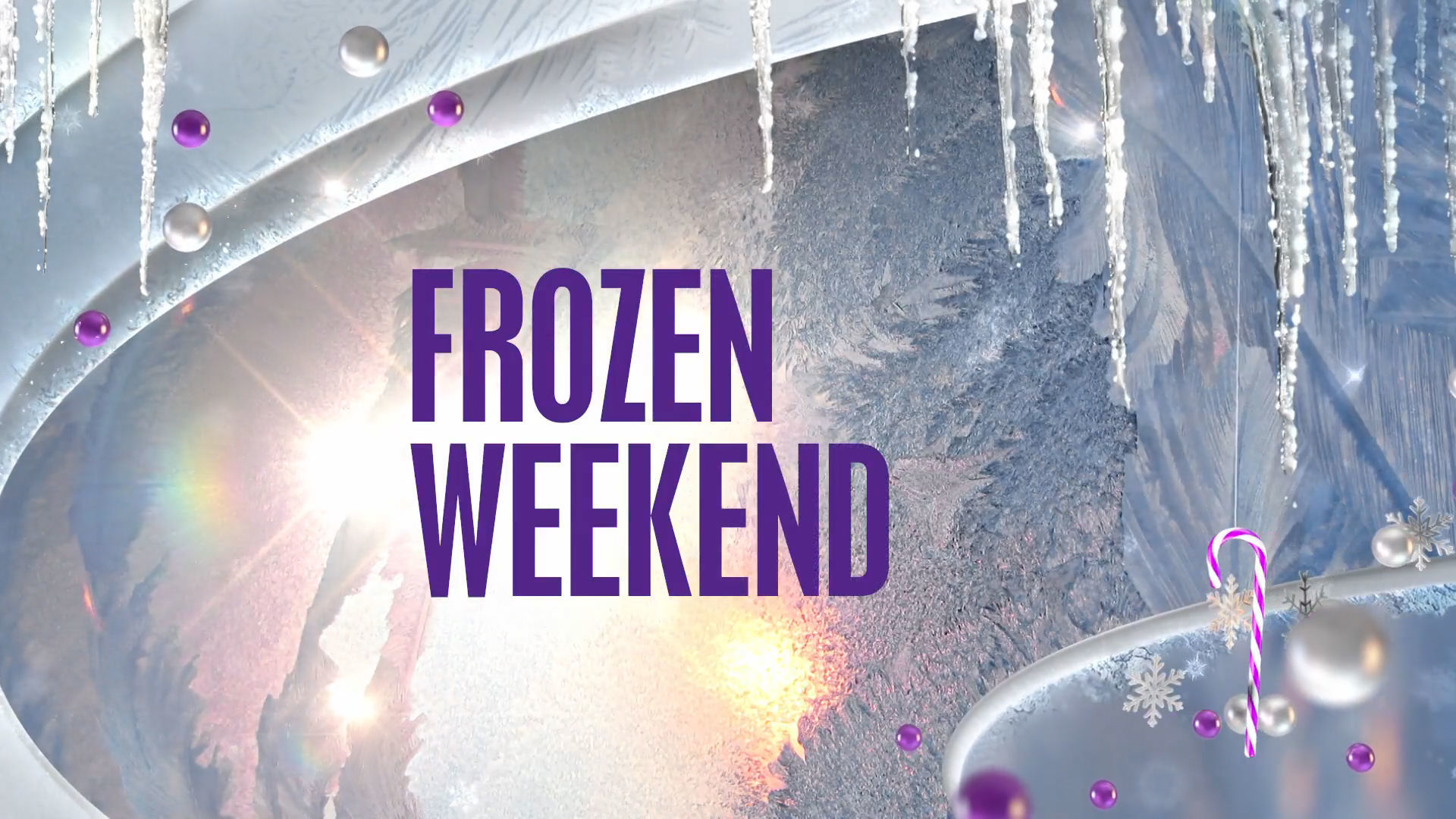 Frozen Weekend on Disney Channel