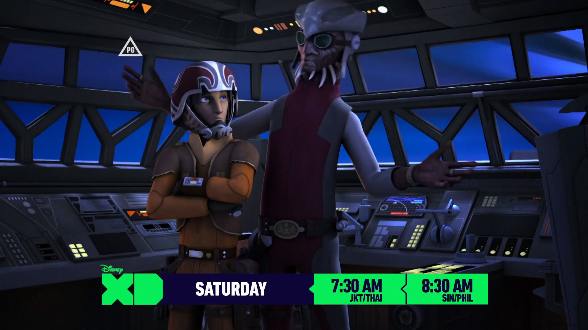 Star Wars Rebels new episodes on Disney XD - Trailer 2