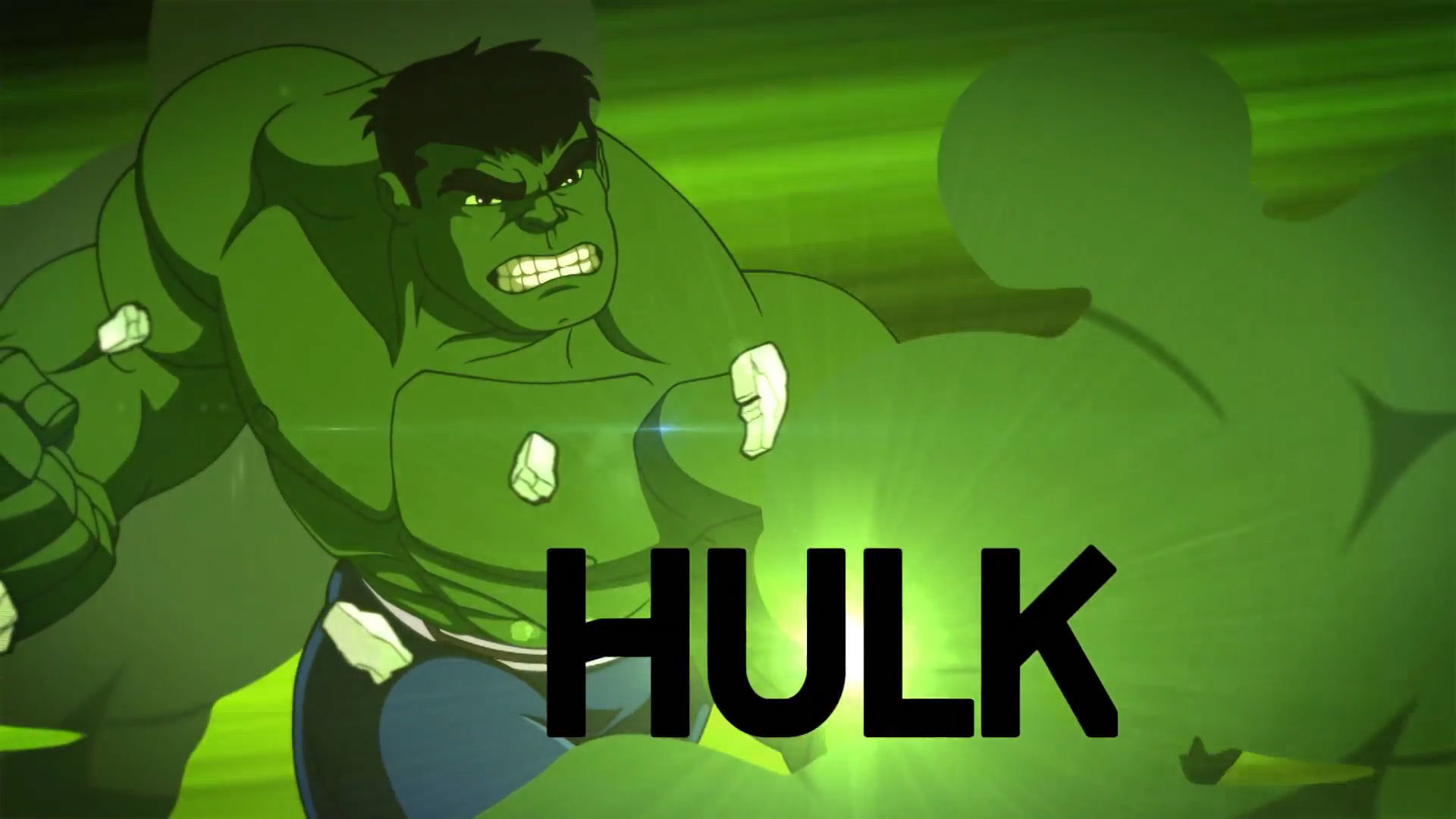 Marvel's Hulk and The Agents of S.M.A.S.H on Disney XD Trailer
