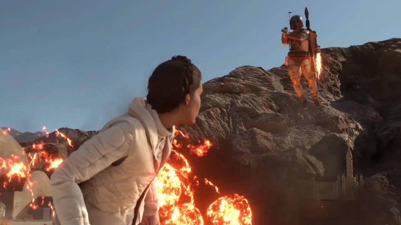 Star Wars: Battlefront Launch Trailer
