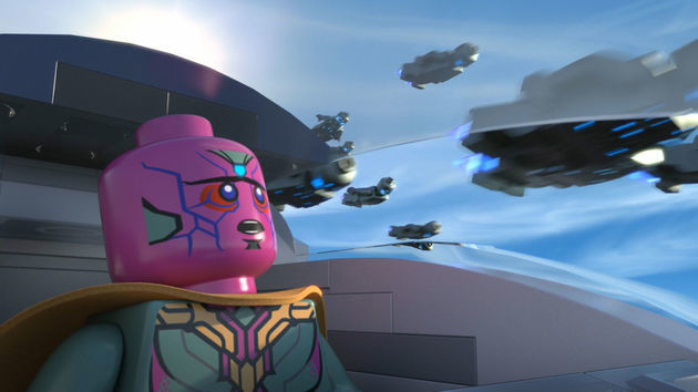 Lego Marvel Avengers Reassembled: Act Two