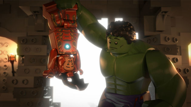 Lego Marvel Avengers Reassembled: Act Three