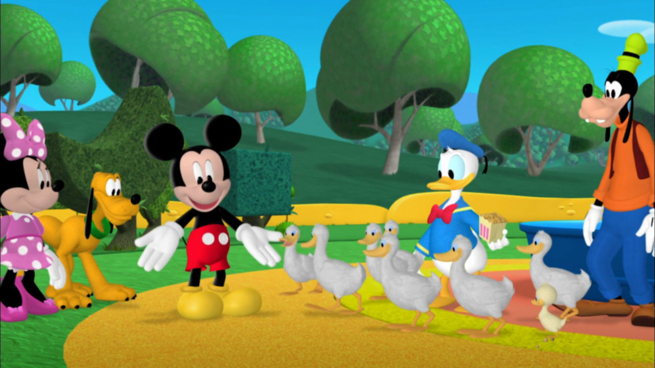 Donald'ın Ördekleri